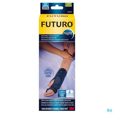 Futuro Polsbandage Nacht Aanpasbaar 48462