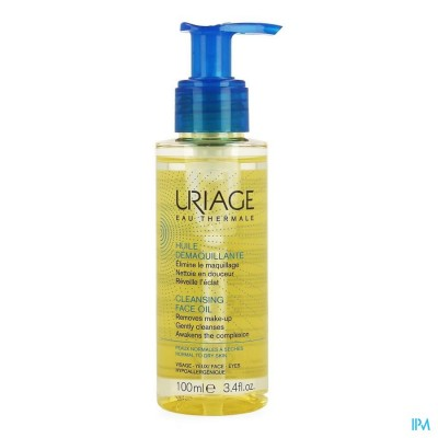 Uriage Reiningingsolie 100ml