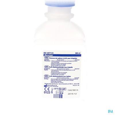 Bx Viapack Nacl 0.9% Irrig. 500ml