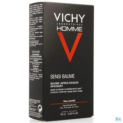 VICHY HOMME SENSIBAUME MINERAL 75ML