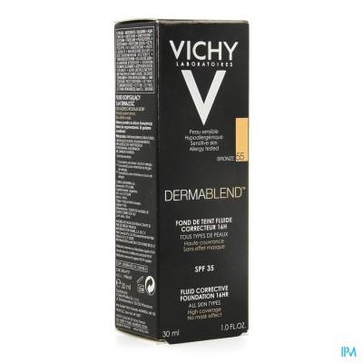 Vichy Fdt Dermablend Fluide 55 Bronze 30ml