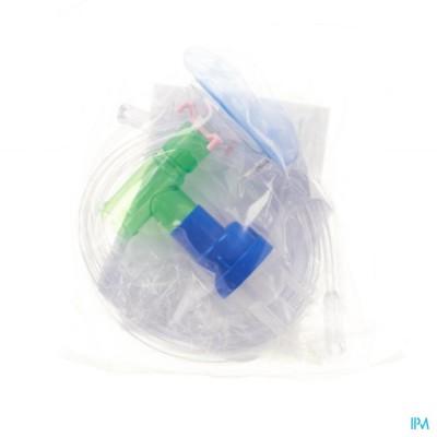 Henrotech Disposable Sidestream Baby 1 (0-1 Jaar)