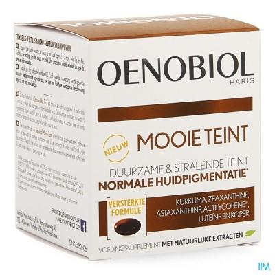 Oenobiol Mooie Teint Caps 30 Nieuwe Formule+