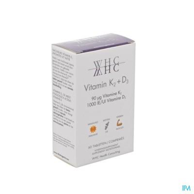 Vitamin K2 + D3 TAB. 60