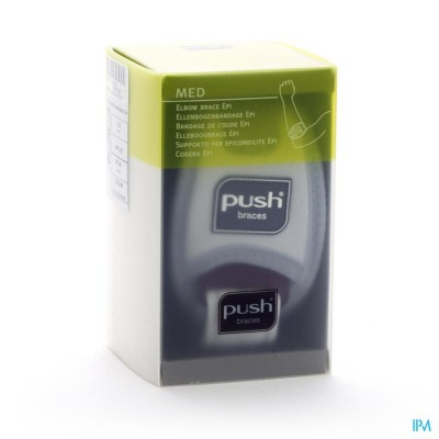 Push Med Elleboogbrace Epi Links/rechts Verstelb.