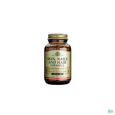 Solgar Skin Nails And Hair Formula Comp 120