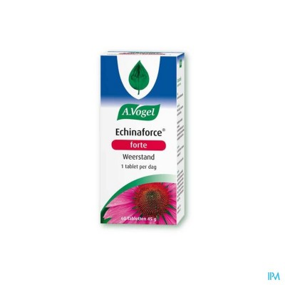 A.Vogel Echinaforce Forte 60 tabletten