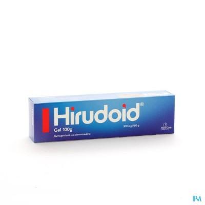 HIRUDOID 300 MG/100 G GEL 100 G