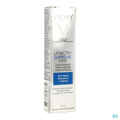 Vichy Liftactiv Derm Source Ogen 15ml