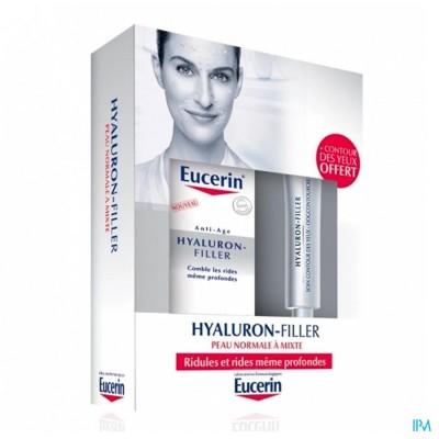 Eucerin Geschenkkoffertje Anti Age Hyaluron-filler