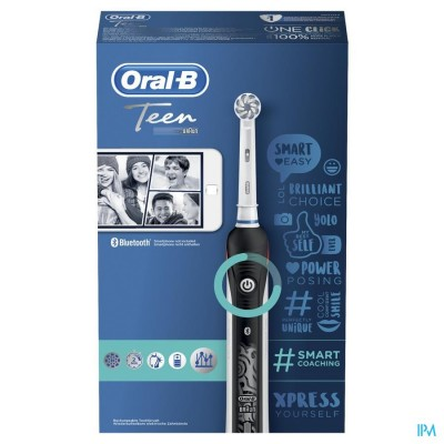 Oral-b Smart Teen Black