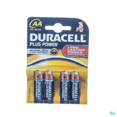 Duracell Mn1500/lr6 4