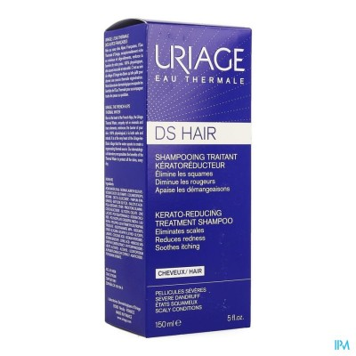 Uriage Ds Hair Shampooing Keratoreducteur 150ml