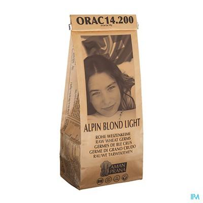 Amanprana Alpin Blond Light Tarwekiemen 400g