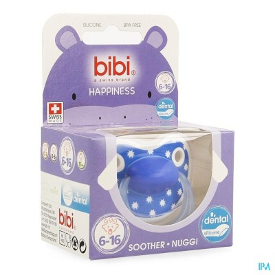 BIBI FOPSPEEN HP DENTAL LOVELY DOTS 6-16M