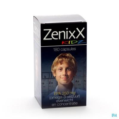 Zenixx Kidz Caps 180