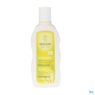 Weleda Milde Shampoo Freq. Gebr. Pluimgierst 190ml