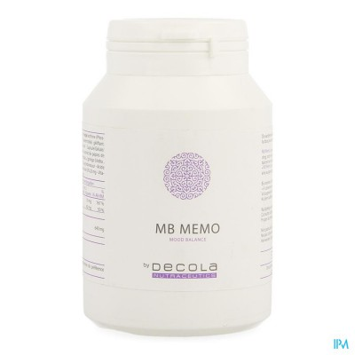 Mb Memo V-caps 90 Nf