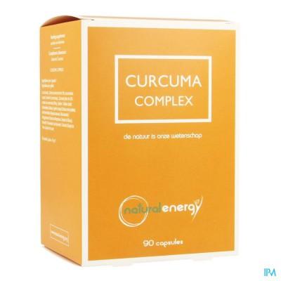 Curcuma Complex Natural Energy Caps 90
