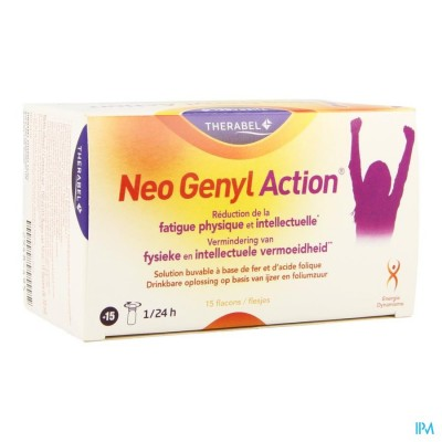 Neogenyl Action Unicadoses 15 X 10ml