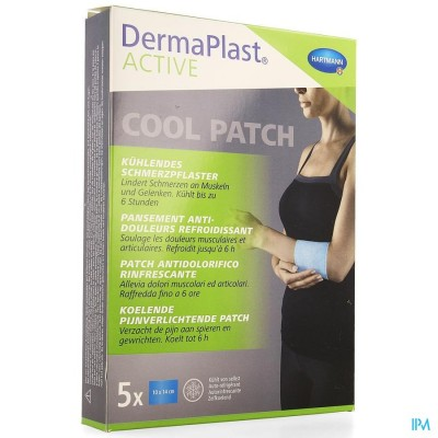 Dp Active Cool Patch 5 P/s