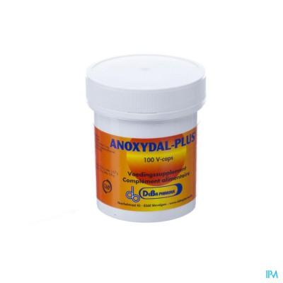 Anoxydal Plus V-caps 100 Deba