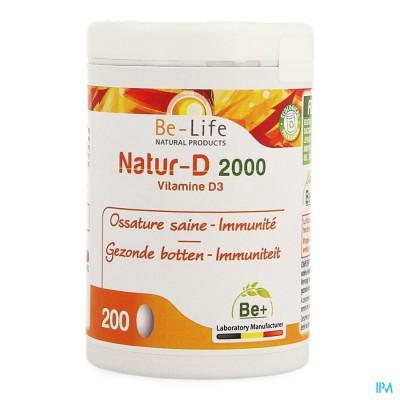 Natur D 2000 Be-life Pot Caps 200