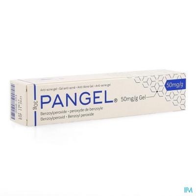 PANGEL 5% GEL TUBE 30G