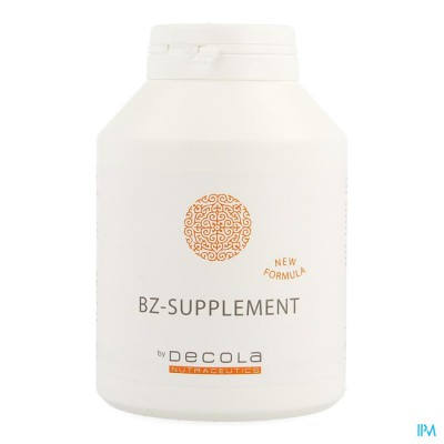 Bz-supplement V-caps 120