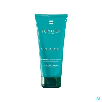 Furterer Sublime Curl Sh Krullen Activerend 250ml