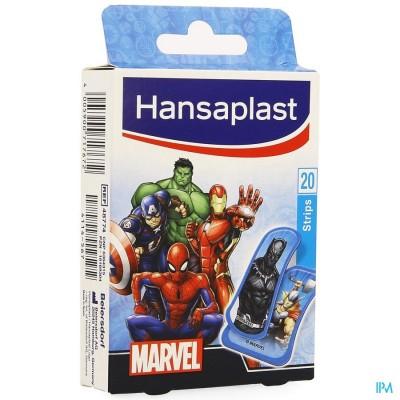 Hansaplast Pleister Enfants Marvel Strips 20