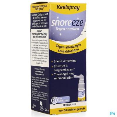 SNOREEZE KEELSPRAY 22ML
