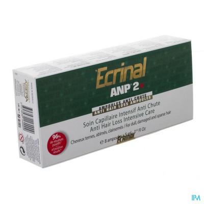 Ecrinal A/haaruitval Anp2 Amp 8x5ml