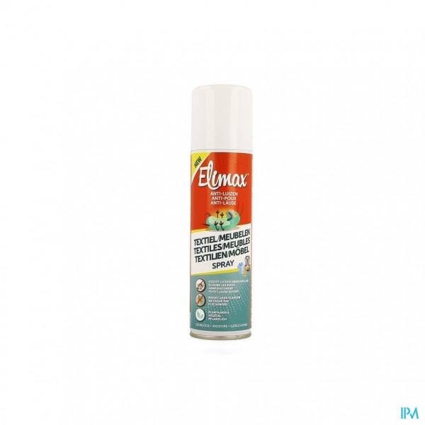 Elimax Anti-luizen Spray Textiel & Meubelen 150ml
