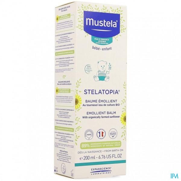 MUSTELA PA STELATOPIA EMOLLIERENDE BALSEM 200ML NF