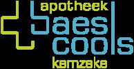 Logo Apotheek Baes Cools